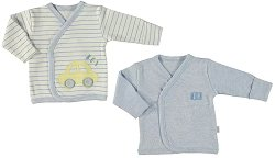 Бебешки блузи -