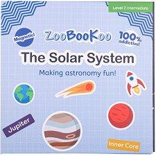 Магнитна книжка - Слънчева система -