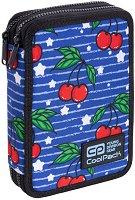 Несесер с ученически пособия - Jumper XL: Cherries - несесер