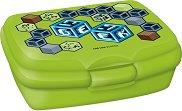 Кутия за храна - Geek - детски аксесоар