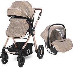 Бебешка количка 2 в 1 - Alexa Set 2021 -