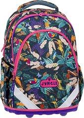 Ученическа раница - Jungle -
