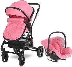 Бебешка количка 2 в 1 - Alba Classic Set -