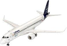 Самолет - Embraer 190 Lufthansa New Livery -