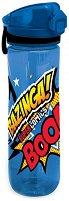 Детска бутилка - Supercomics Bazinga - чанта