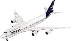 Самолет - BOEING 747-8 Lufthansa New Livery -