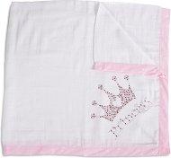 Бебешко муселиново одеяло - Princess -