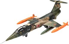 Изтребител - F-104 G Starfighter RNAF/BAF Lockheed -