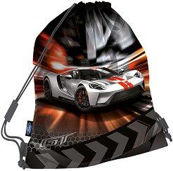 Спортна торба - Ford GT Silver - раница