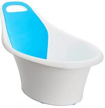 Бебешка вана за къпане с изход за оттичане - Sit & Soak -