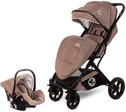 Бебешка количка 2 в 1 - Storm Set -