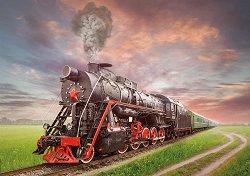 Съветски влак -