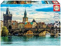 Прага - пъзел