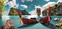 Остров Пукет - панорама - пъзел