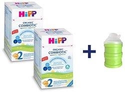 Био преходно мляко - HiPP 2 Combiotic -