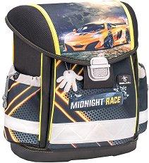 Ученическа раница - Midnight Race - раница