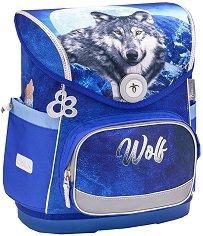 Ученическа раница - Wolf 2 -