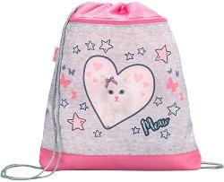 Спортна торба - Cat Love -