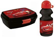 Комплект бутилка и кутия за храна - Колите  - несесер