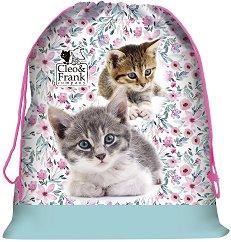 Спортна торба - Cleo & Frank -