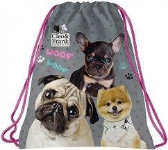 Спортна торба - Cleo & Frank - продукт