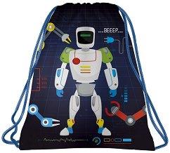 Спортна торба - Robot - играчка
