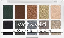 Wet'n'Wild Color Icon Lights Off Palette -