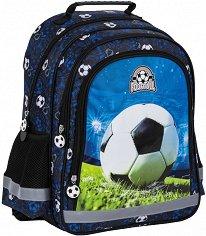 Ученическа раница - Football -