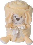 Бебешко одеяло - Кученце -