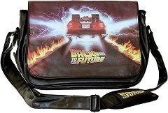 Чанта за рамо - Back To The Future -