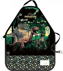 Детска престилка за рисуване - Динозаври