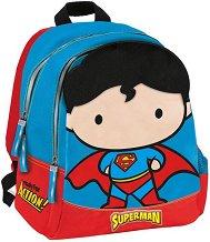 Раница за детска градина - Супермен - чадър