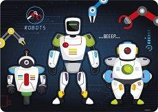 Двустранна подложка за бюро - Роботи