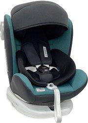 Детско столче за кола - Lusso SPS 2021 -