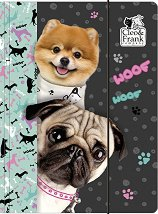 Папка с ластик - Кученца