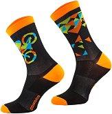 Чорапи за колоездене - Cycling Socks BIK2