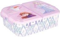 Кутия за храна - Елза, Анна и Олаф - продукт