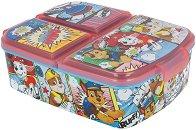 Кутия за храна - Пес Патрул - творчески комплект