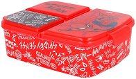 Кутия за храна - Спайдърмен - раница