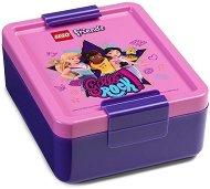 Кутия за храна - LEGO: Girls Rock - раница