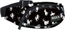 Чанта за кръст - Back Up: S 34 Black Cats - детски аксесоар