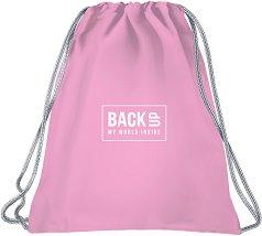Спортна торба - Back Up - творчески комплект