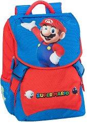 Ученическа раница - Super Mario - раница
