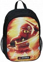 Ученическа раница - LEGO: Ninjago Kai of Light - раница