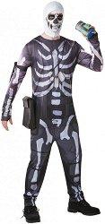 Парти костюм - Fortnite: Skull Trooper -