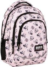 Ученическа раница - Back Up: X 39 Minnie Style - раница