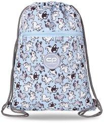 Спортна торба - Vert: Cute Bulldogs -