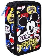 Несесер с ученически пособия - Jumper 3: Mickey Mouse - пъзел