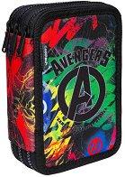 Несесер с ученически пособия - Jumper 3: The Avengers - пъзел