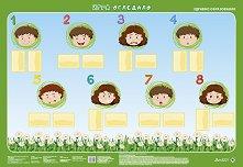 """Светът е на децата: Табло за настолна образователна игра """"Огледало"""" -"""